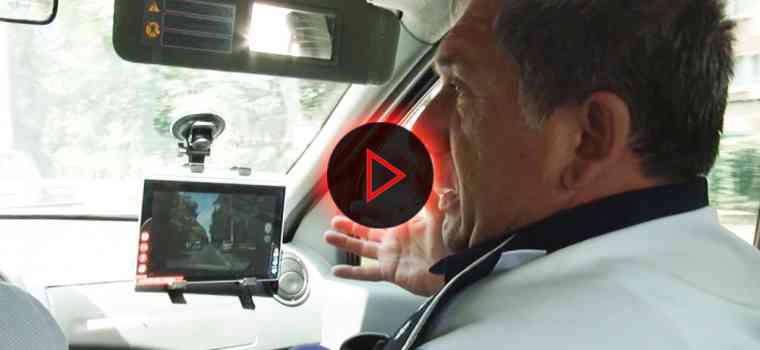 Candidaţii la examenul de obţinere a permisului auto vor fi înregistraţi video şi audio la susţinerea probei practice.