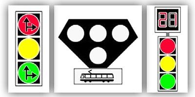 Semafoare pentru dirijarea circulatiei