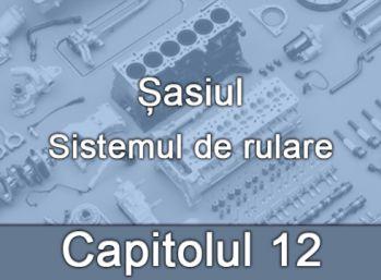 Capitolul XII - Sistemul de rulare