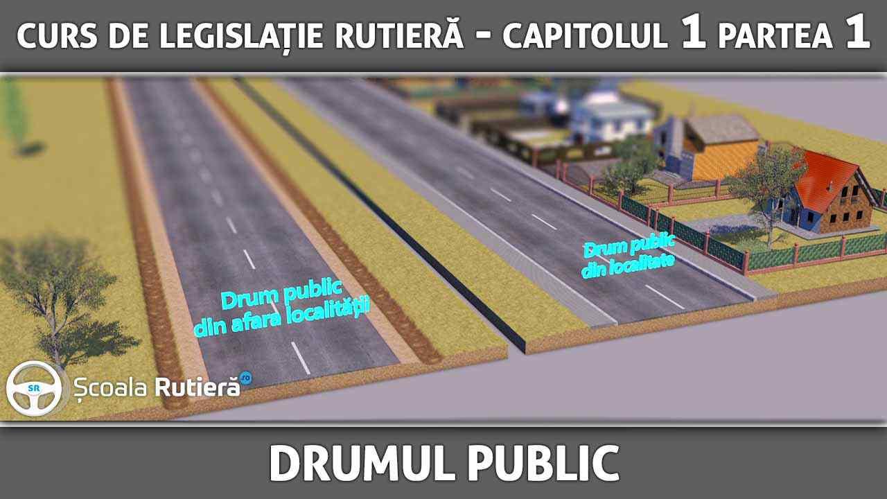 Capitolul 1 - partea 1 - Drumul public