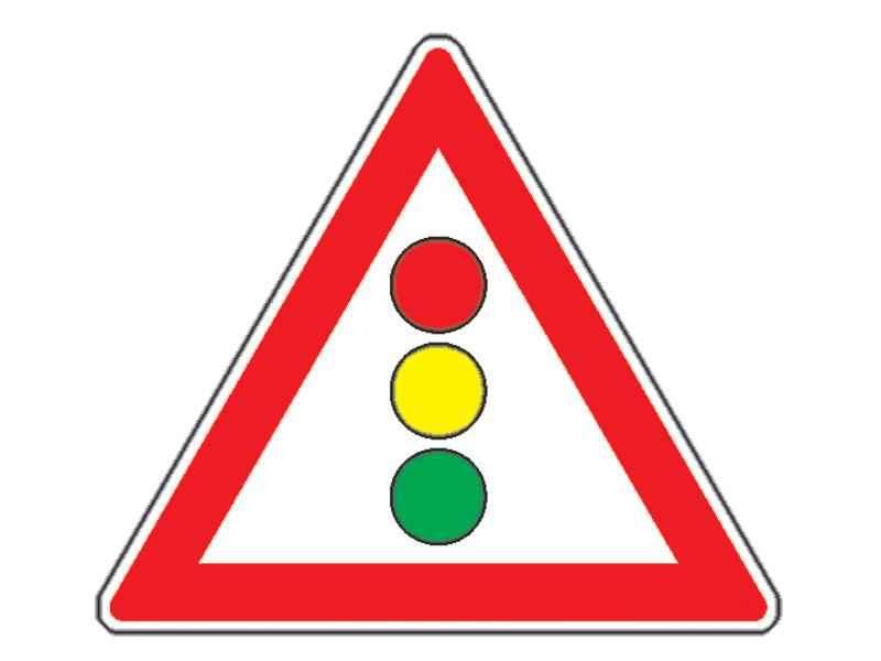Ce semnificaţie are indicatorul din imagine?